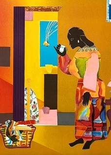 """""""ARTISTS OF THE 20TH CENTURY: COMPLEXITY OF BLACK ART"""" 