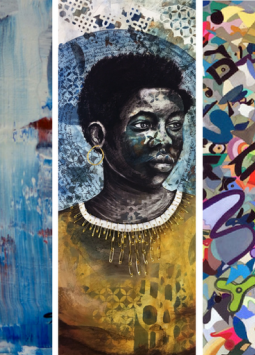 """Five Artists in Five Galleries"" | Gus Bennett, Antonio Carreno, Delita Martin, David Gaither, Patrick Waldemar"