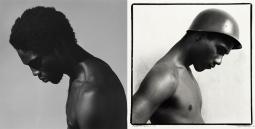 """Photographs"" | Robert Mapplethorpe and George Dureau"
