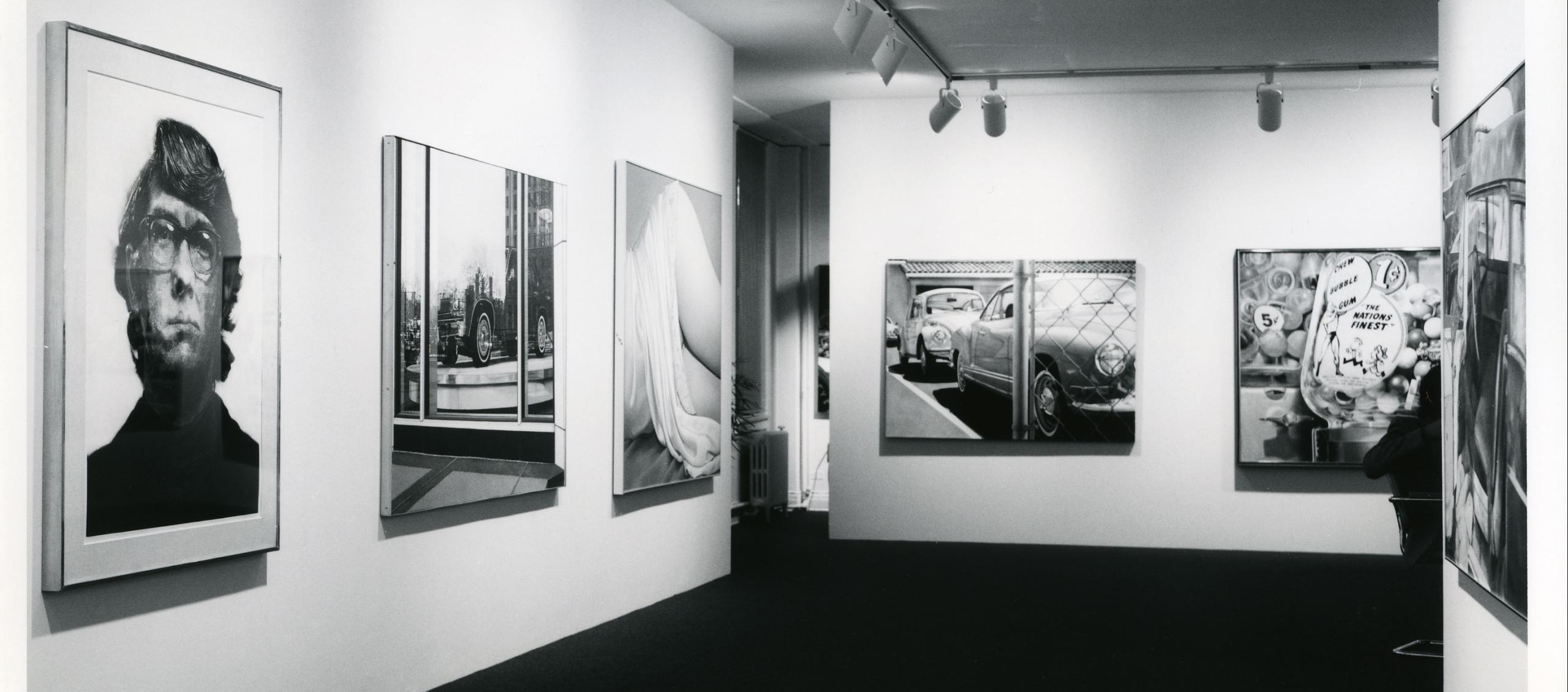 Inaugural Exhibition: