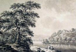 19th Century German Romantic Drawings