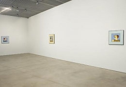 """Jim Nutt: """"Trim"""" and Other Works, 1967-2010"""