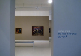 George Grosz: The Years in America: 1933-1958