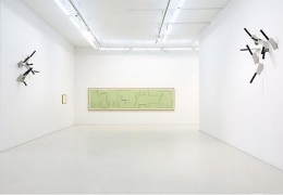 Barry Le Va: Sculptures and Drawings, 1966-2008 (Part I)
