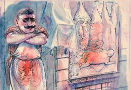 George Grosz: The Way of All Flesh