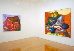 Peter Saul: Heads 1986-2000