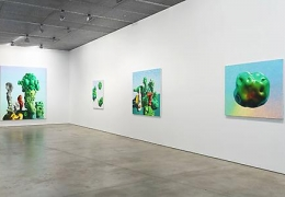 Alexander Ross: Recent Paintings