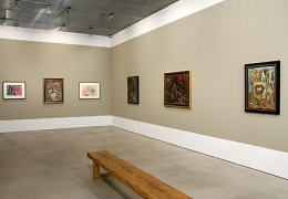 George Grosz: The Years in America, 1933-1958
