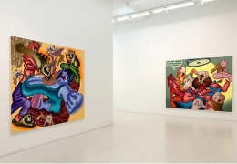 Peter Saul: Sheer Terror