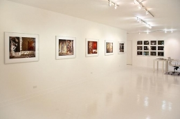 """Installation View """"Selected Films and Photographs 1970-2012"""""""