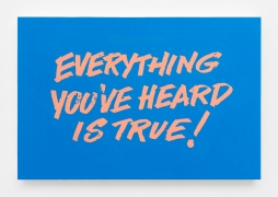 Everything You've Heard Is True!, 2017