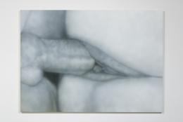 Fuck Painting #52, 2014, Acrylic on canvas