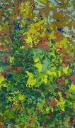 Leaves, Flowers in the River,2011