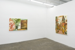 Installation view Jose de Jesus Rodriguez: Back on the Inside, 2021