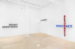 Installation View, GAVLAK Palm Beach, 2020