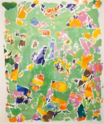 Florence Derive, Study for Primavera, 2014