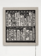 Lisa Anne Auerbach, Feminism and Crime, 2014