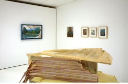 "Installation View ""Modern Nature"""