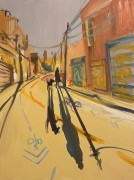 Deborah Brown Bike Lanes, 2021