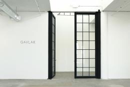 Image: Entrance of new Gavlak Los Angeles gallery space, now located at 1700 South Santa Fe Avenue, Suite 440,, Los Angeles, CA 90021