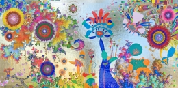 Jose Alvarez (D.O.P.A.), The Contemplation of Wholeness, 2016