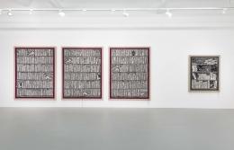 """Lisa Anne Auerbach """"Libraries"""""""