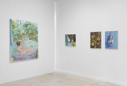 Installation view Deborah Brown:Return to Forever (2021)