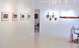 Betty Tompkins solo exhibition, GAVLAK Palm Beach