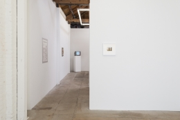 """Installation view of """"Not I, We"""""""
