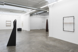 Installation view Traces on the Surfaces of the World, 2021.