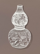 Bovey Lee Hulu Vase Ivorybilled Woodpecker, 2013