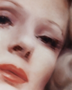Delphine (Close Up), 2016, Oil on canvas