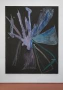 Henry Chapman grief violet blue dark green, 2020