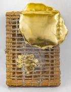 Nancy Lorenz, Gold Cloud, 2019