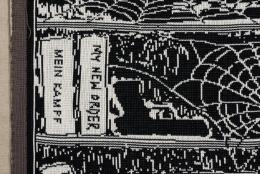 Detail of, Lisa Anne Auerbach
