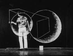 Cylinder Sphere and Solid, 1978