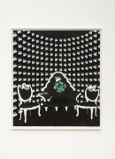 Francesca Gabbiani Venus' Boudoir (black chairs), 2015