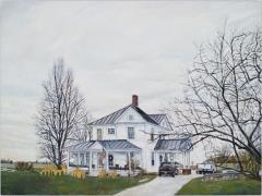 Keith Mayerson, The James Dean Family Farmhouse, 2011-2012