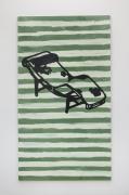 Donald Baechler, Corbu Chaise, 1981