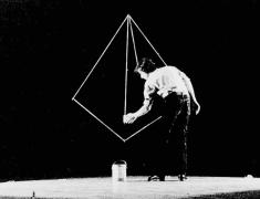 Pyramid Drawings, Frame no. 108, 2012