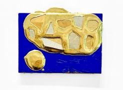 Nancy Lorenz, Gold and Glass, 2018