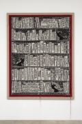 Lisa Anne Auerbach, Book Shelf 1, 2014