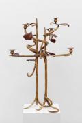 """Claude Lalanne, Candélabre dit """"Scructure végétale"""", 1999"""