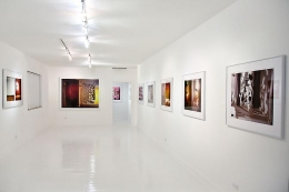 "Installation View ""Selected Films and Photographs 1970-2012"""