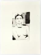 Frieda #1, 2014, Watercolor on paper