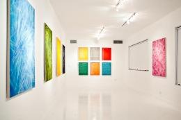 Installation view Gavlak Gallery, 2012