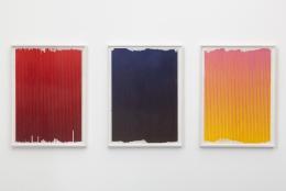 "Installation view of Andrew Brischler ""Lonely Planet"""