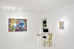 """Installation View """"The Science of Complexity"""""""