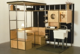 Andrea Zittel, A-Z Management & Maintenance Unit; Model 003