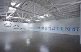 Lawrence Weiner, Regen Projects